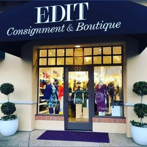 Meet your Posher, Edit Consignment & Boutique